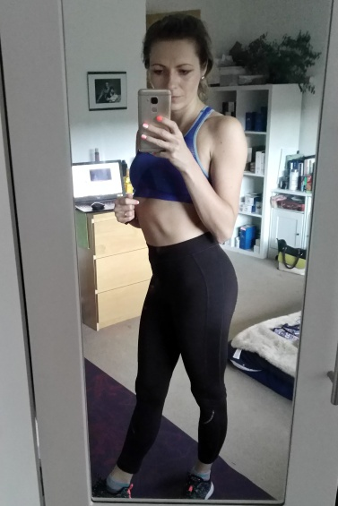before my workout